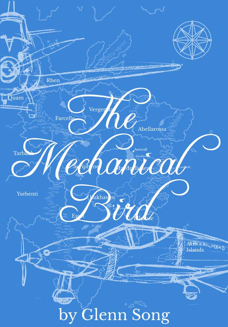 The Mechanical Bird by AlbinoGrimby