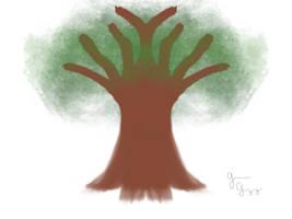 SKETCH A TREE by gabbymg1012