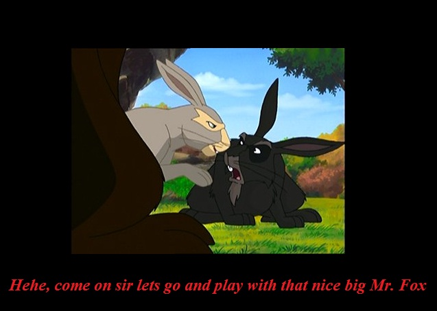 Funny Watership Down 13 by CrispinVCampion