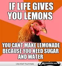Lemons by AnimalNatureGirl