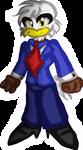 Spirit Animal ~ President Adler (+Ref)