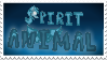 ~Spirit Animal Fan Stamp~ by SonicFazbear15