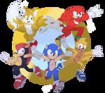 ~Sonic Mania!~