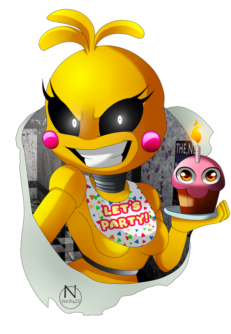 Five Nights At Freddys Rule 34 Chica Animated