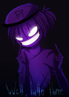 Purple Guy (Dark side of CrazyTeamPlay) by N-SteiSha25