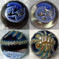 Xenomorph Marble