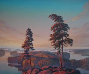 Suomi by uaitspirit