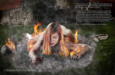 Phoenix Rising by i-am-cdn