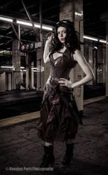 Steampunk Subway by i-am-cdn