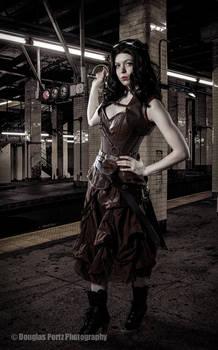 Steampunk Subway