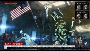 Bank robbery by MrShlapa
