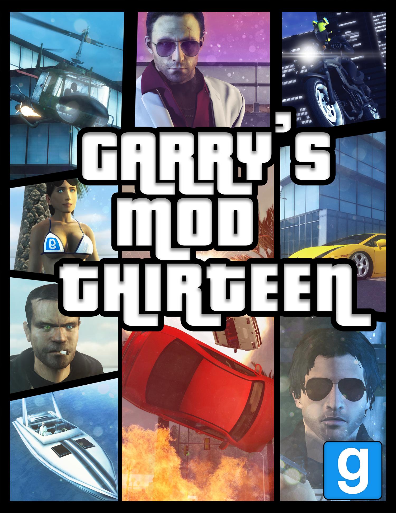 Garry's Mod 13 [GMOD] by MrShlapa