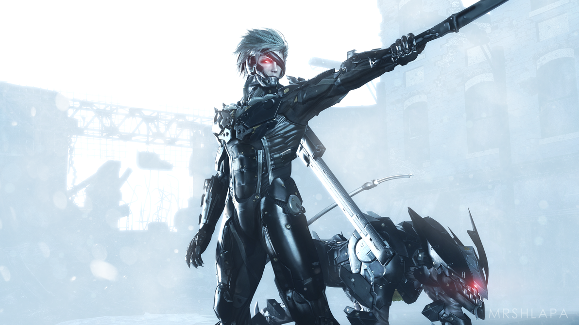 Metal Gear Rising: Revengeance [GMOD] by MrShlapa