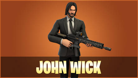 John Wick for Source Filmmaker with PBR