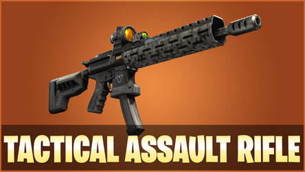 Tactical Assault Riffle for SFM