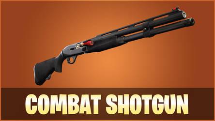 Combat Shotgun for Source Filmmaker with PBR