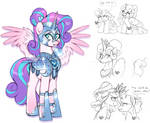 flurry heart headcanon | nextgen