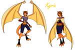 Gargoyles OC: Kyrie