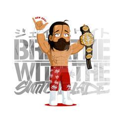 'Switchblade' Jay White (NJPW)