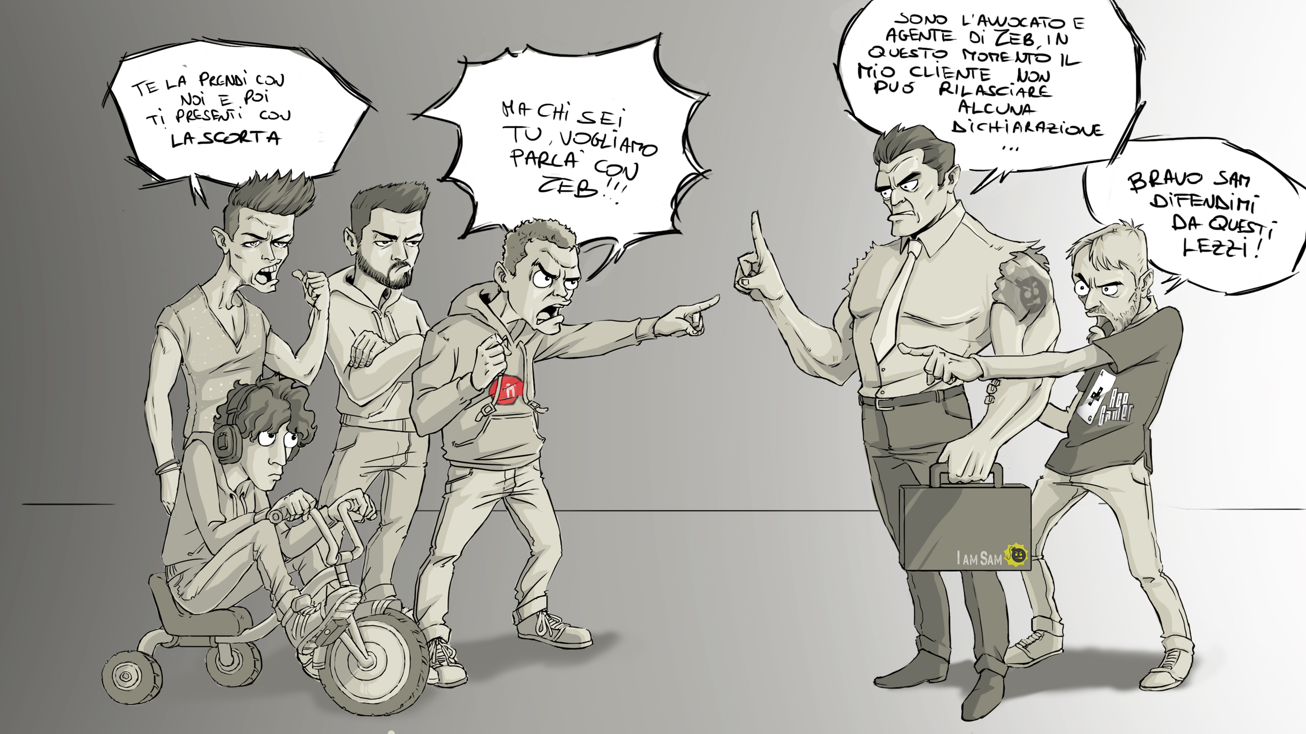 Armata Casadei VS Zeb89 by BobanPesov on DeviantArt