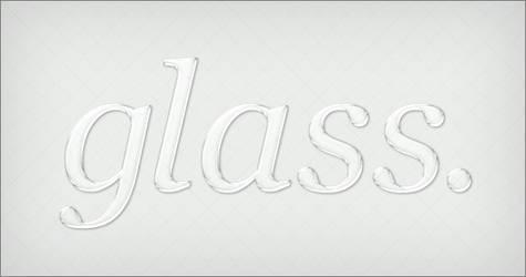 Transparent Glass Style