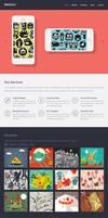 Singolo: Free Flat Single Page Website