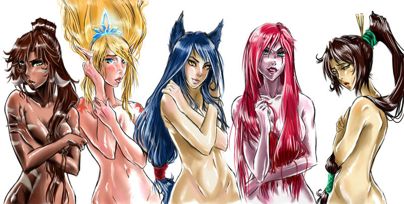 My Favorites (part1) by asa94