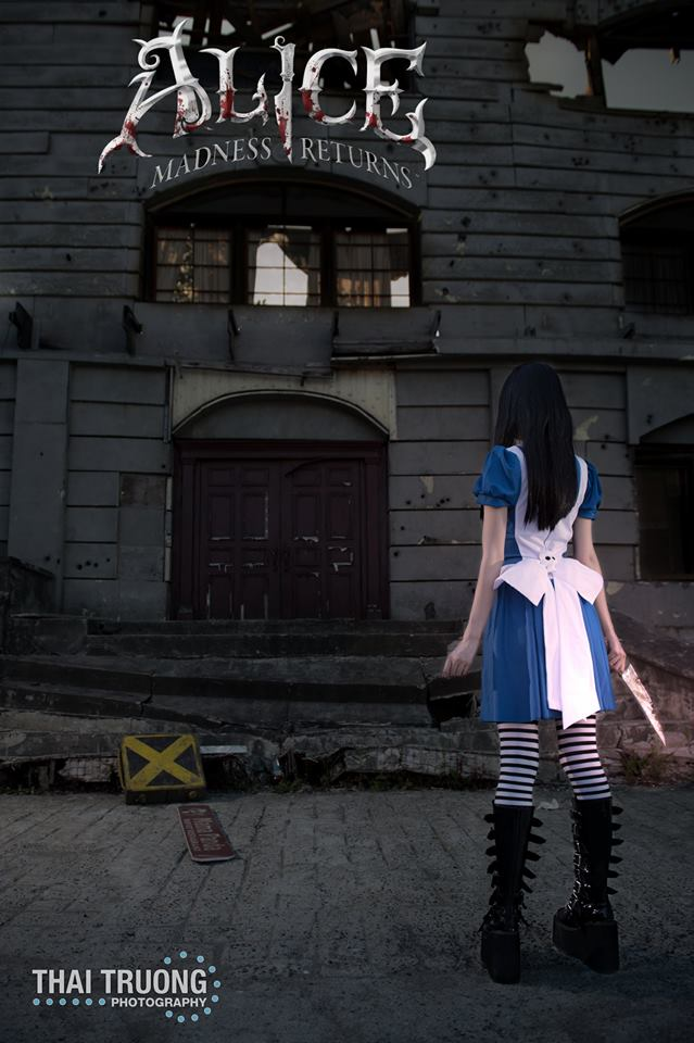 Alice: Madness Returns by rachnycole
