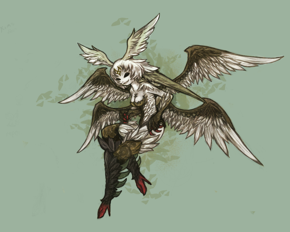 Garuda by LastAim