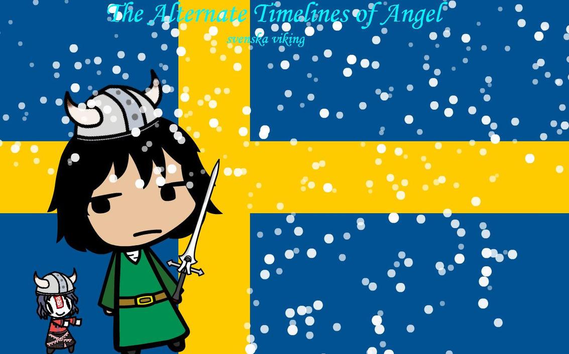 The Alternate Timelines of Angel - Svenska Viking by Weasels777