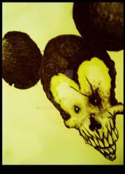 mickey skulls.