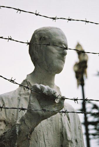 Holocaust Memorial 1 by dideitak