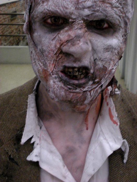 Zombie Makeup Resident Evil