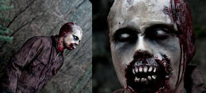 Zombie make up 2