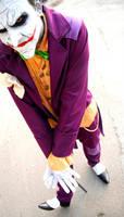 Joker Arkham Asylum