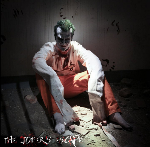 Fan Movie 'The Joker's Escape' by FraGatsu