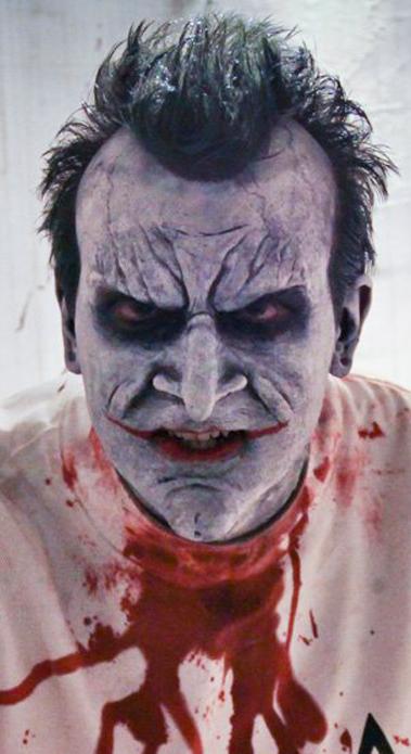 Joker Arkham Asylum by FraGatsu