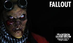 Fallout Makeup