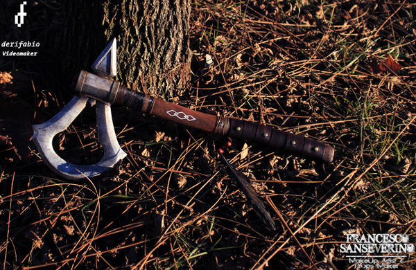 Assassin's Creed 3 Tomahawk by FraGatsu