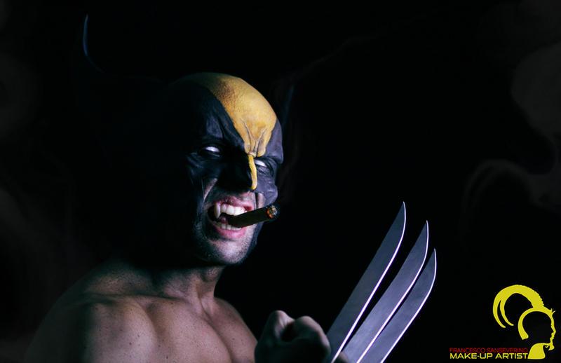Wolverine by FraGatsu