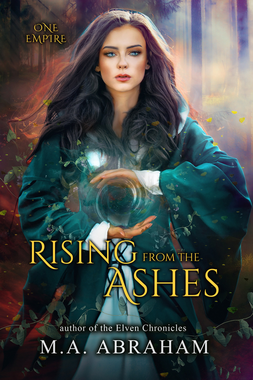 Rising from the Ashes by CoraGraphics