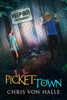 Picket Town by CoraGraphics