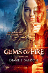 Gems of Fire by CoraGraphics