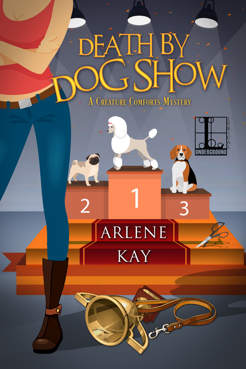 Death by dog show by CoraGraphics