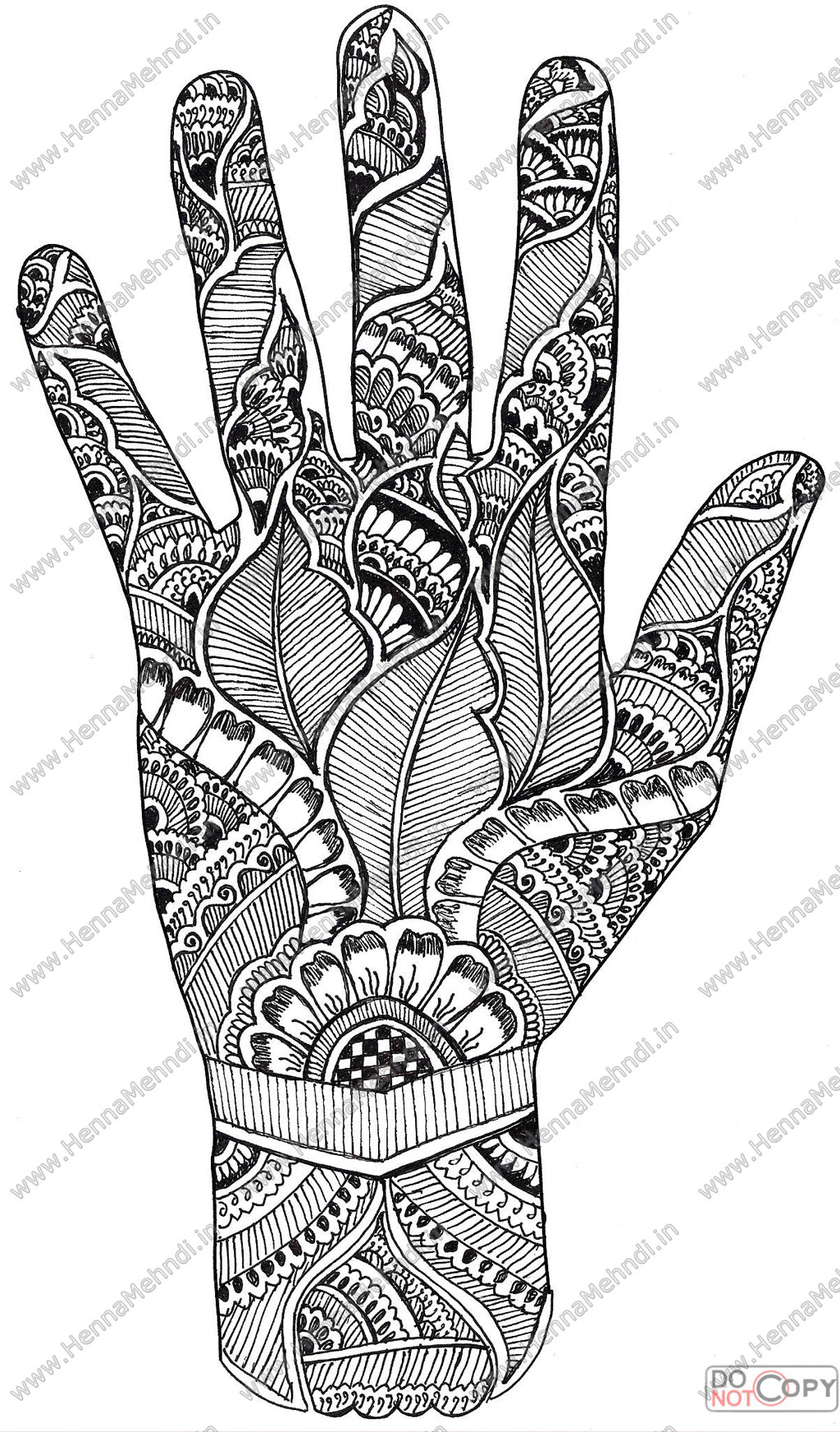 henna mehndi designs3 by hinasabreen on deviantart