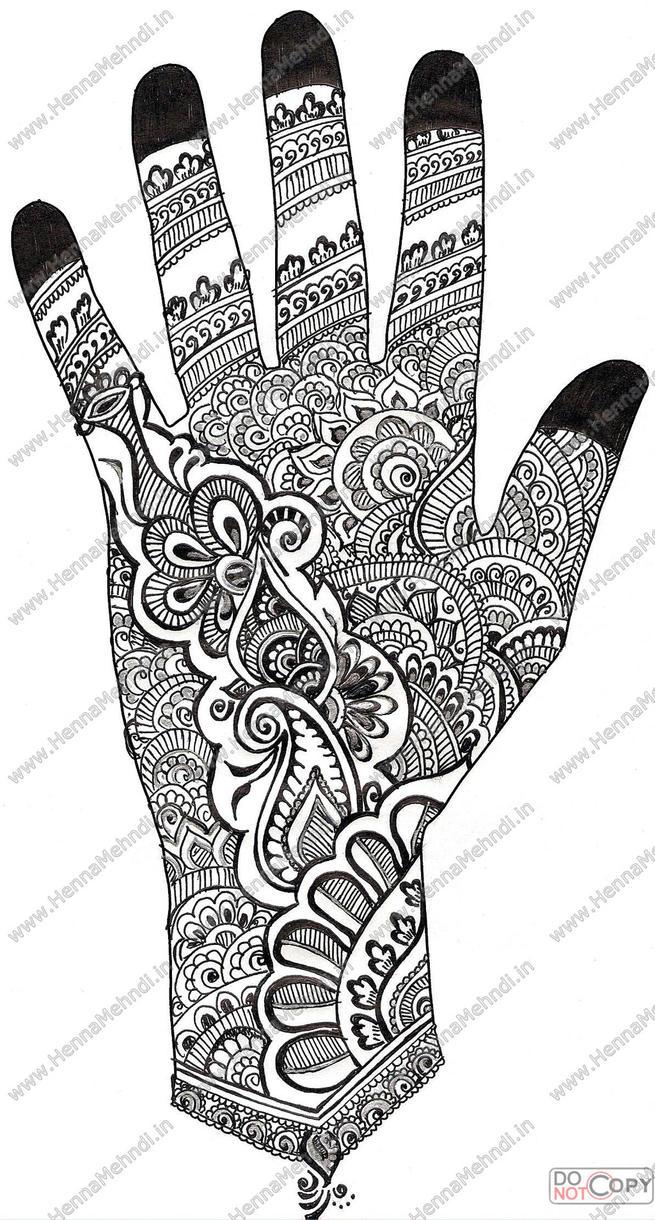 Mehndi Designs Tattoos Pictures