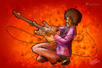 Purple Haze Man