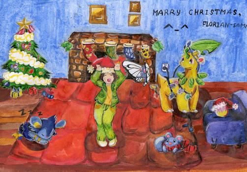 Merry Christmas Florian!
