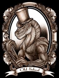 Old School Raptor