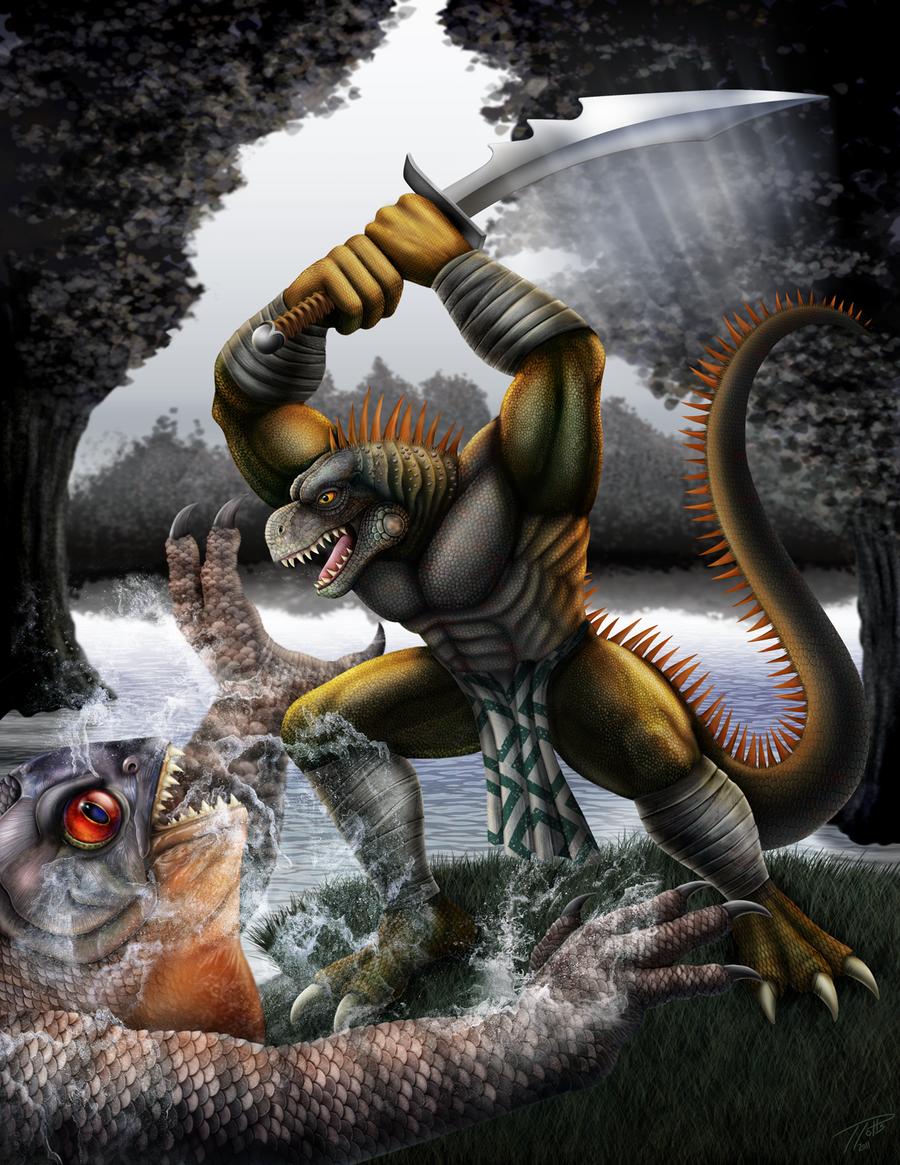Devil Dinosaur  Wikipedia